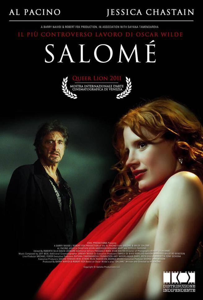 cinema teatro sociale wilde salome
