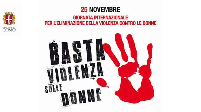 giornata eliminazione violenza contro le donne como