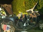 incidente auto via per alzate cantù