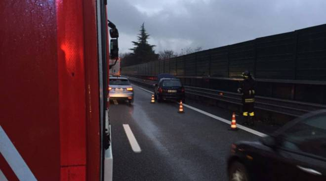 incidenti stradali pompieri a9