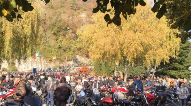 motoraduno ghisallo 1 novembre