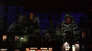 prova luci piazza duomo como balocchi 2016