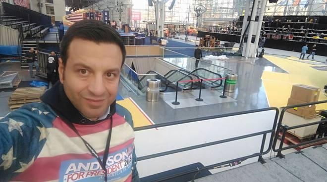 selfie nardone dagli usa voto