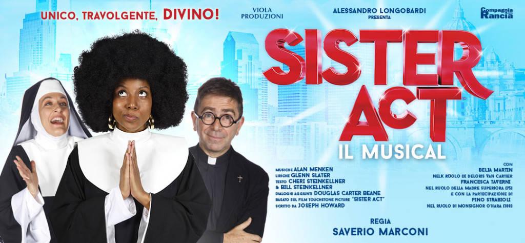 sister act milano