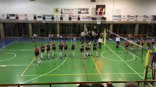 albesevolley a Garlasco
