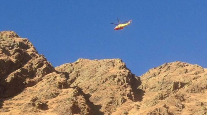 escursionista varesino morto in val cavargna recupero