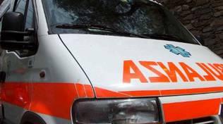frontale ambulanza