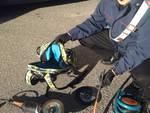 furto rovellasca arresto carabinieri