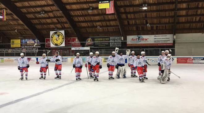 hockey como derby a varese