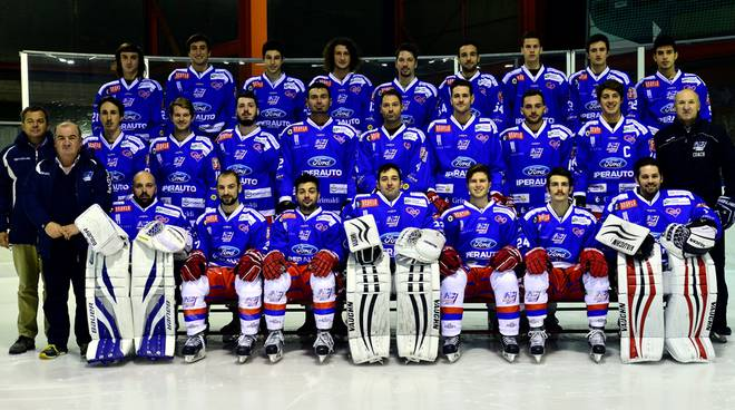 hockey como foto squadra