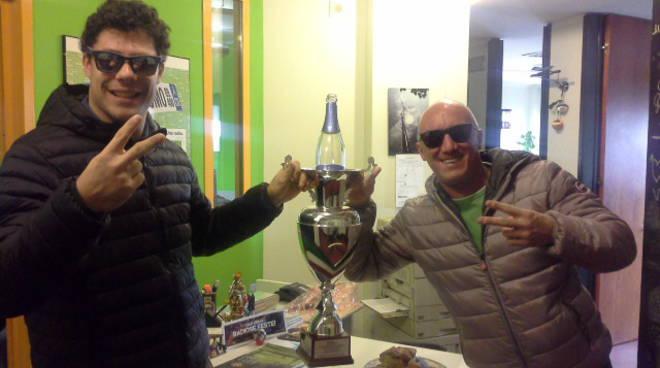 La Briantea a CiaoComo: brindisi per Natale e la Supercoppa