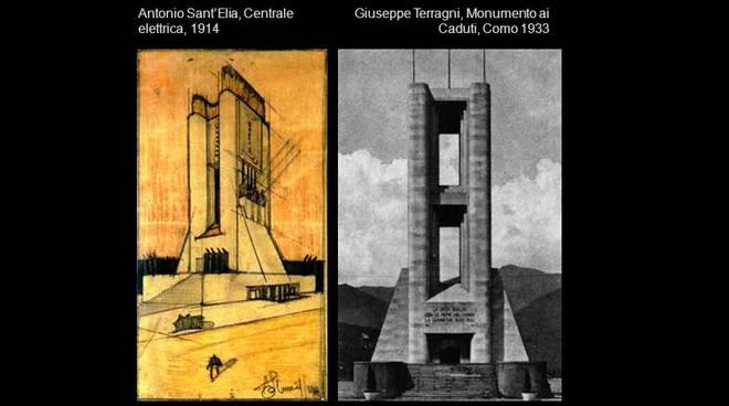 ordine  architetti monumento caduti
