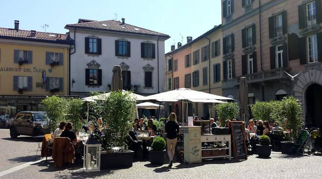 piazza mazzini como oggi