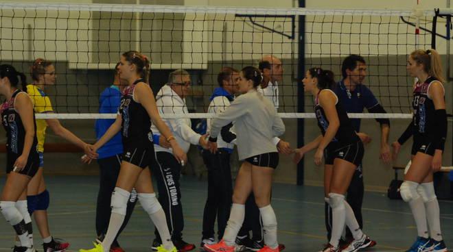 albesevolley - collegno volley femminile