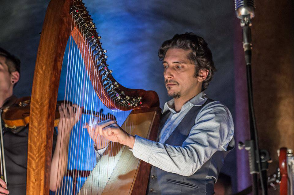 fabius constable celtic harp