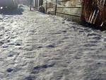 ghiaccio sui marciapiedi di como: un incubo