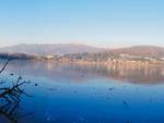 lago di montorfano ghiacciato
