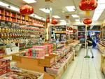 negozio cinese interno merce
