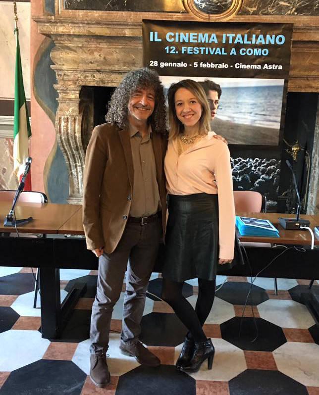 Paolo Lipari Festival Cinema Italiano