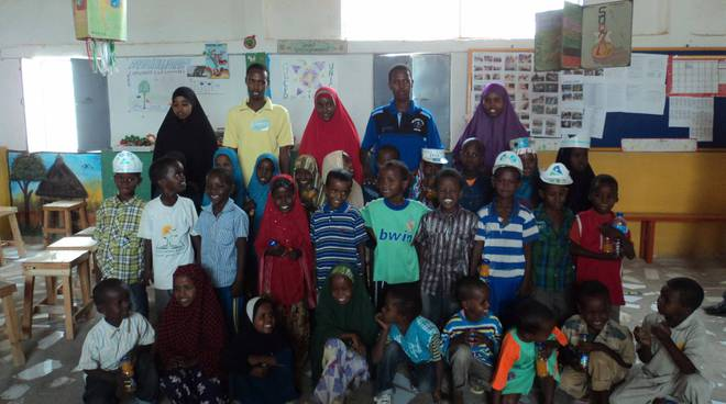 PERSONE IN CONNESSIONE - Somalia