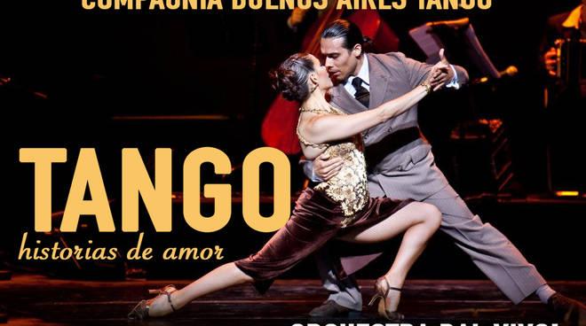 tango historia de amore