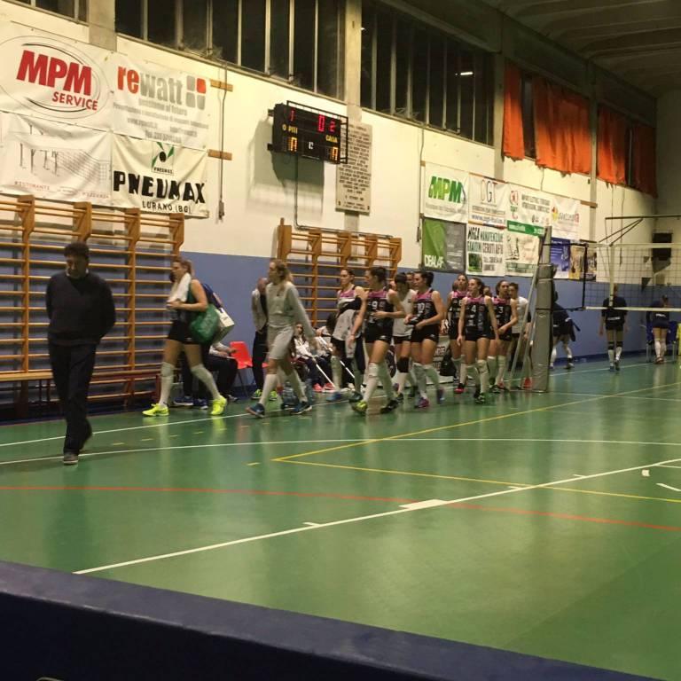 Albesevolley ko anche a Lurano: dura per i play-off