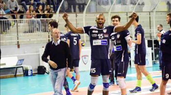 caio volley maschile pool libertas a roma