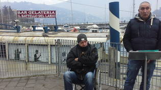 I fratelli Sangiorgio e il Battello abbandonato: non si sposta