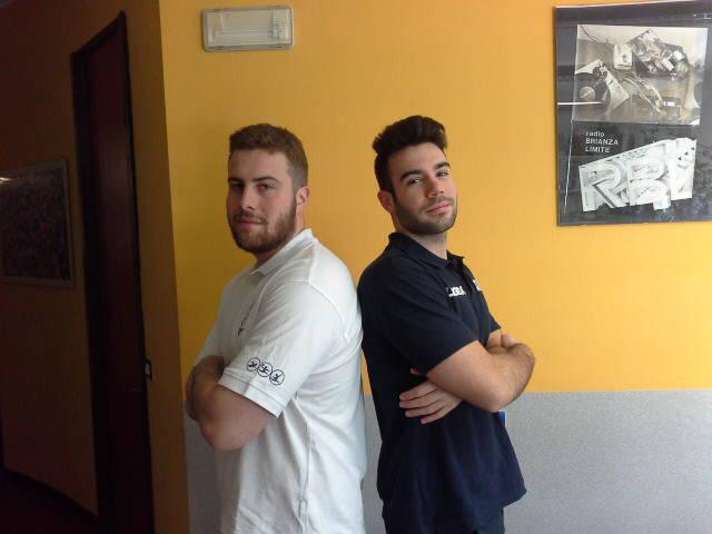Il super-derby di Muggiò: Seba e Jacopo nemici per una sera