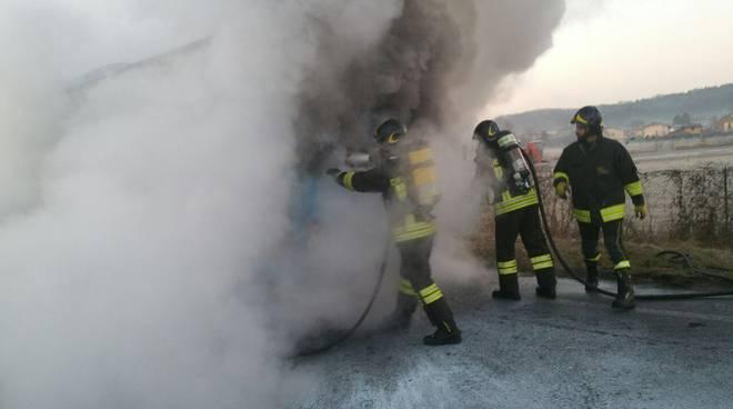 incendio pullman provincial orsenigo alzate