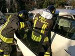 incidente auto lipomo statale