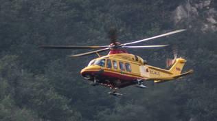 incidente mortale nel bosco a valsolda: muore a 59 anni