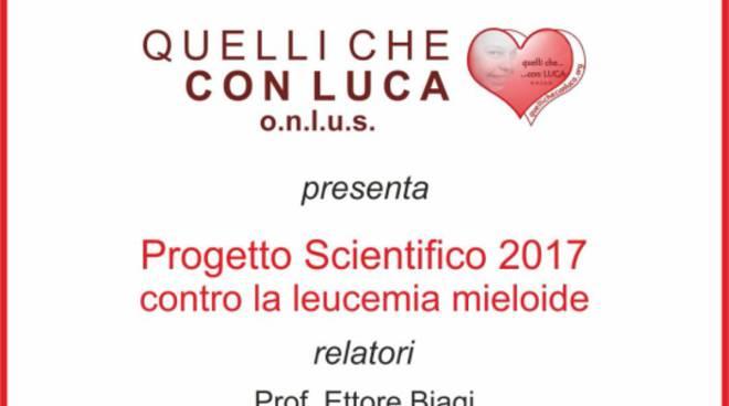 incontro sociale per sensibilizzare su leucemia