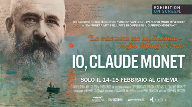 io claude monet film