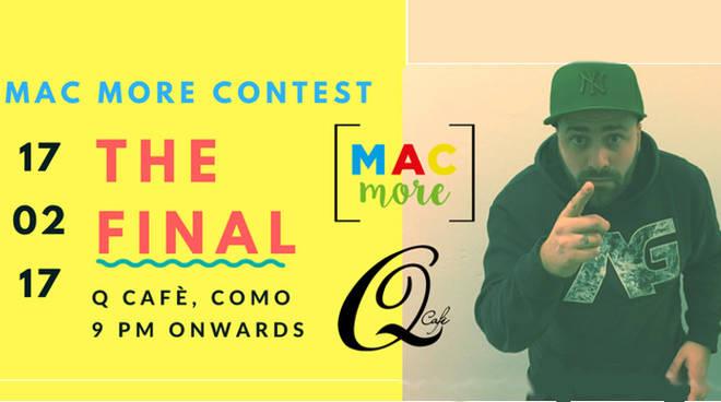 MAC MORE contest