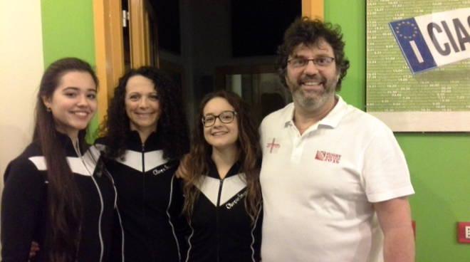 olimpia team como in studio diretta sport