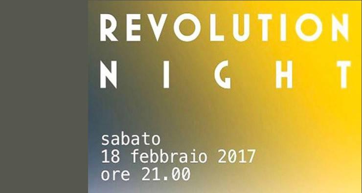 revolution night