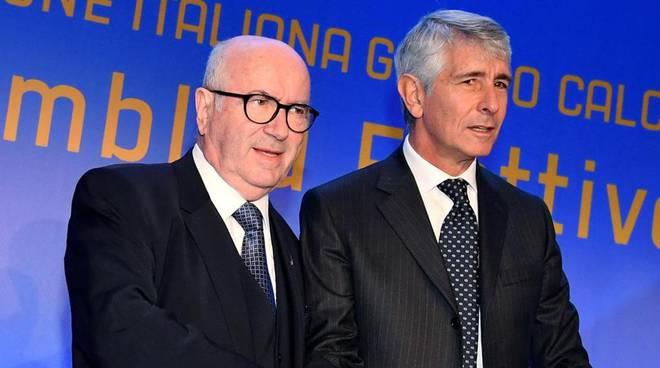 carlo tavecchio riconfermato presidente Figc