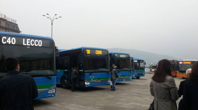 Ecco i nuovi bus di Asf: tra poco in servizio sulle strade