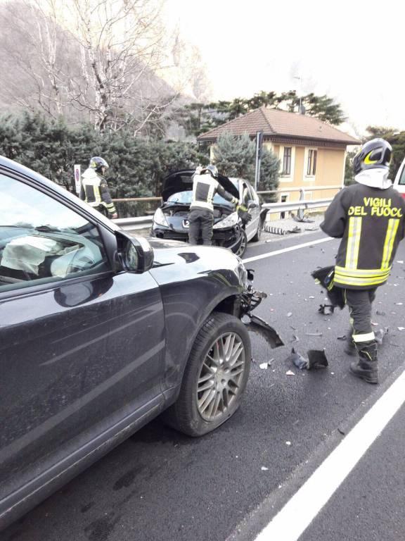 incidente Laglio 9 marzo 2017