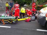 incidente su regina soccorsi ambulanza 118