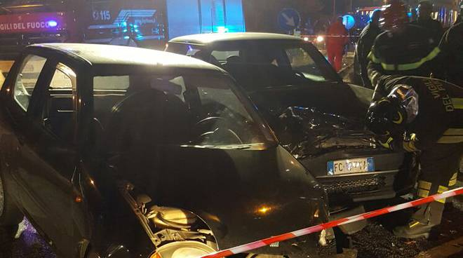 incidente via bellinzona como
