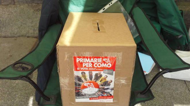 Le primarie del Pd a Como: le schede ed i protagonisti