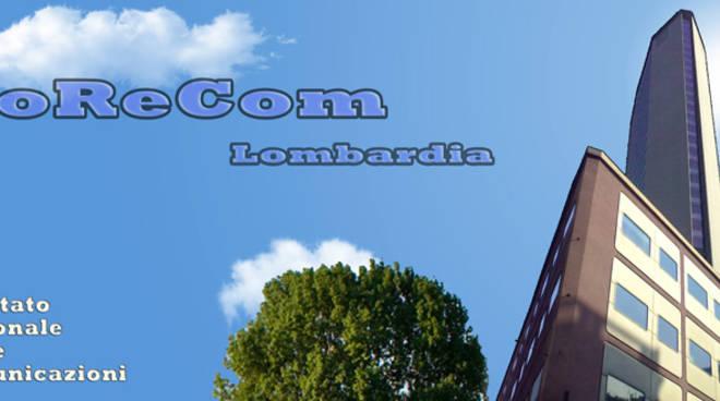 logo corecom lombardia