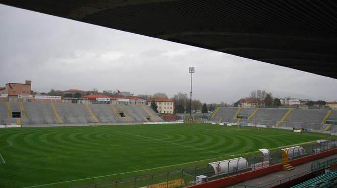 Lucchese - Como, stadio di Lucca