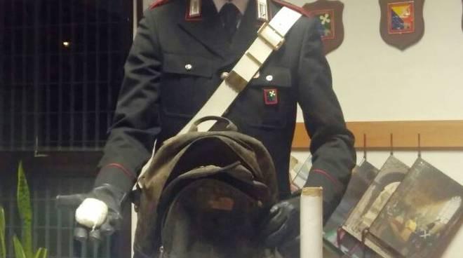 spaccio di droga parco del lura carabinieri