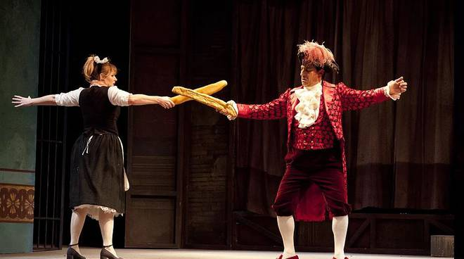 teatro sociale borghese gentiluomo