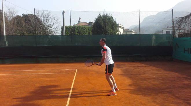 tennis como serie c allenamento