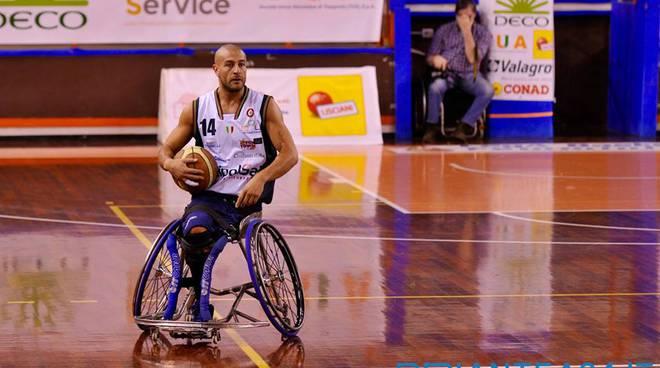 unipolsai briantea semifinale coppa italia basket carrozzina