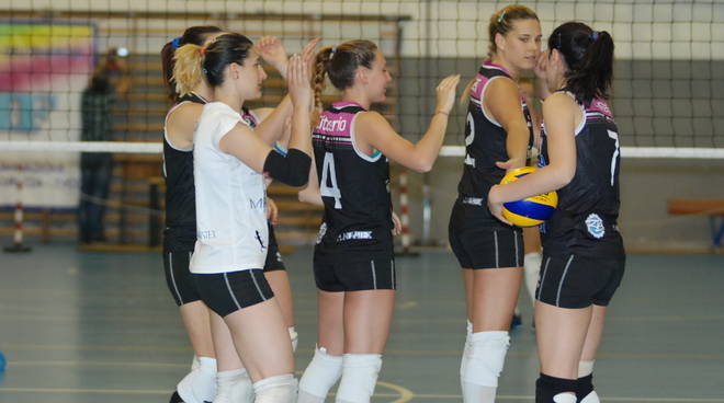 albesevolley sconfitta in casa da orago